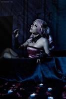 Megumi Shimizu, Shiki by clodia-romero