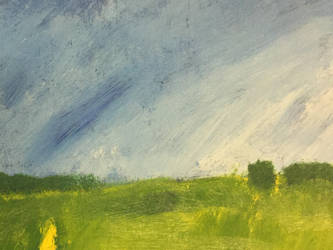 Landscape by Joansblade