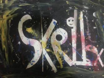 Skrillex by Joansblade