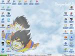 Dragonball z Desktop Wallpaper by 1Meh1