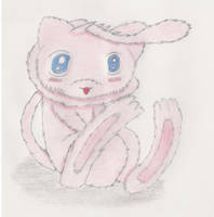 Mew by 1Meh1
