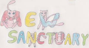 Mew Sanctuary ID by 1Meh1