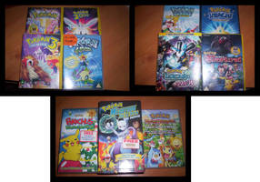 Pokemon Collection by 1Meh1
