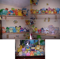 Pokemon Plush Collection 2 by 1Meh1