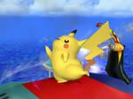 Pikachu is so Pretty :3 by 1Meh1