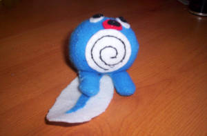 Poliwag Plush by 1Meh1