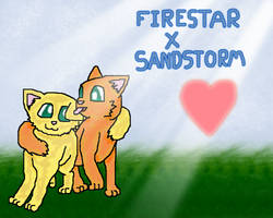 FireStar And SandStorm Contest by 1Meh1