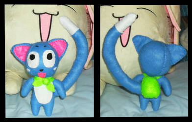 Happy Plush by 1Meh1