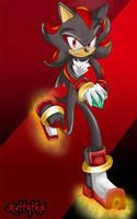 Shadow the Hedgehog by MiranaM