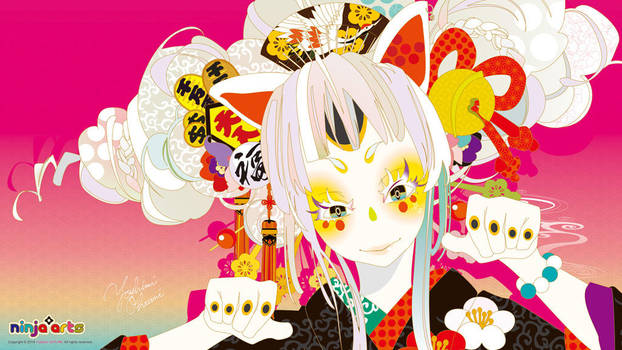 maneki-NEKO by funarium