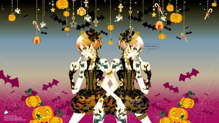 Halloween2018 2560-1440 by funarium