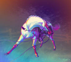 Psycho-delic by SnowglobeDragon
