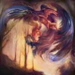 Thanatos and Eros by Kairosis