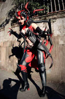 League of Legends: Elise cosplay by ShariKia