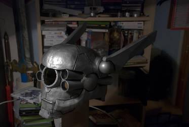 Briareos head by Xaerael