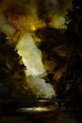 Fire Mountain by SLabreche