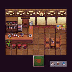 Roost Cafe by Mediocre-Mel