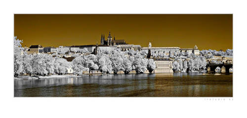 Prague by infrared-dreams