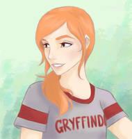 Ginny by AmeliaJo