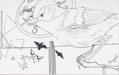 Virtual Bird by Dark-Link-Kyra05