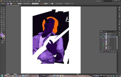 Vector Work.In.Progress by Dark-Link-Kyra05