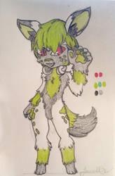 Bf's Furry Design 1 by Dark-Link-Kyra05