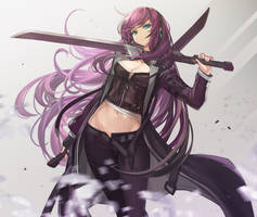 violet by goomrrat