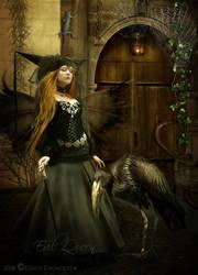 Evil Queen by CindysArt