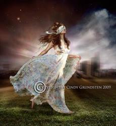 Run away by CindysArt