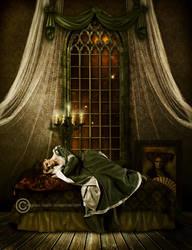 Beautiful dreams by CindysArt
