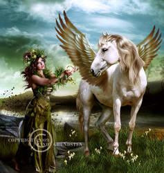 magical by CindysArt