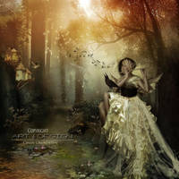 AutumnFairyQueen by CindysArt