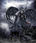 RavenElf by CindysArt