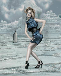 Ice ice baby by CindysArt