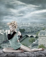 My Paris by CindysArt