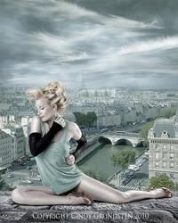 My Paris by CindysArt