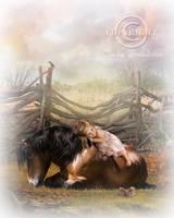 My pony by CindysArt