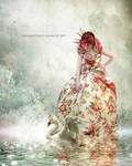 The Swan by CindysArt