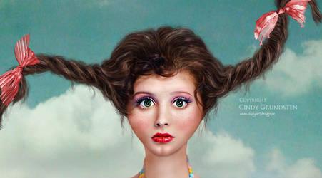 More Dolls II by CindysArt