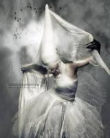 Bride II by CindysArt