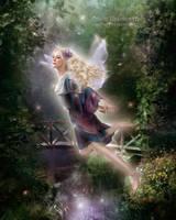 FlyingFairy by CindysArt