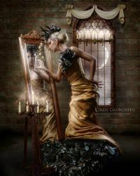 Mirror, mirror II by CindysArt
