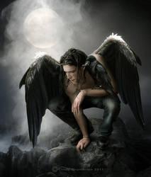 Raven by CindysArt