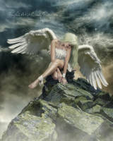 Are there Angels by CindysArt