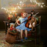 Merry Christmas by CindysArt