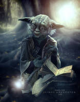 Yoda by CindysArt