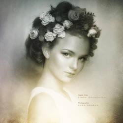 Roses by CindysArt