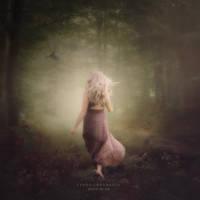 Magically light by CindysArt