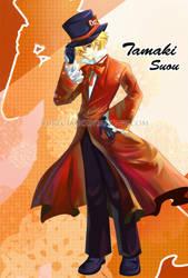 Tamaki e Mad Hatter by yurecia