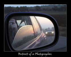 Portrait of a Photographer. by Elphaba-Skellington
